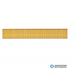 Гвозди оцинкованные, покрытые лаком Milwaukee 18G/ 19 мм (10000шт)