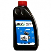 Масло 4-тактное зимнее MTD SAE 5W-30, 1л