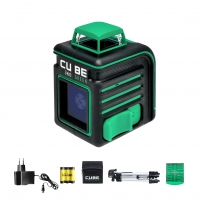 Нивелир лазерный ADA CUBE 360 Green Professional Edition