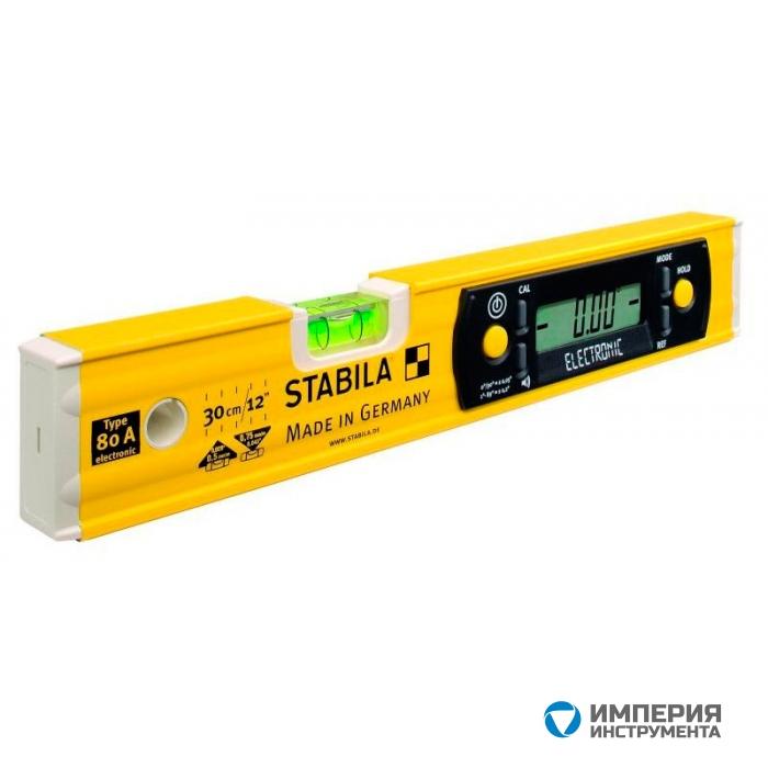 Уровень Stabila 80A electronic 30 см