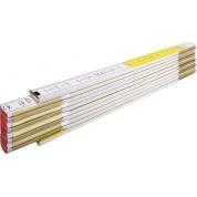 Метр складной Stabila 1007 2х16 м