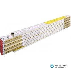 Метр складной Stabila 907 1х16 м