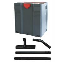 Starmix Контейнер («Систейнер») Starbox II V EW Bau + комплект трубок и насадка