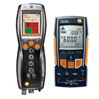 Комплект Testo 330-1 LL NOx BT+ Мультиметр Testo 760-2 с магнитным креплением в кейсе