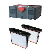 Starmix Контейнер («Систейнер») Starbox II + комплект фильтров FKP 4300