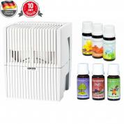 Мойка воздуха Venta LW25 (белая) + два мини-набора ароматических добавок в подарок!