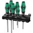Набор отверток WERA Kraftform Plus Lasertip 335/350/355/6 105622