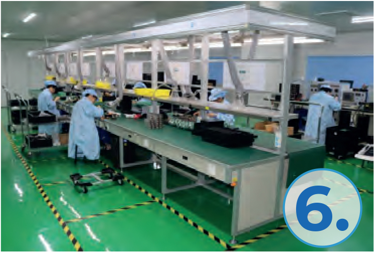 Блок управления производится с высокой точностью на беспылевом производственном участке, что обеспечивает его высочайшее качество