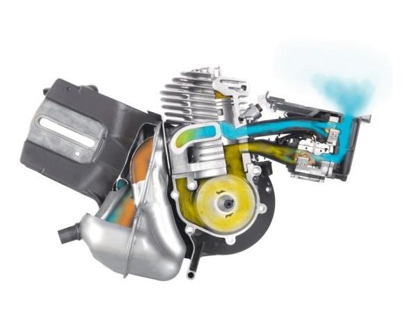 Двигатель с системой X-Torq